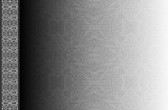 Vector abstract template with pattern. It can be used as photo album cover and other. Vintage background. Vector abstract template with pattern. It can be used Royalty Free Stock Photos