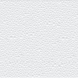 Vector abstract texture of closeup white polystyrene Royalty Free Stock Photos