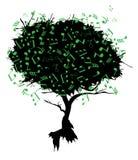 Vector Abstract Tree Stock Photos