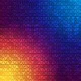 Vector abstract triangles background Royalty Free Stock Photography