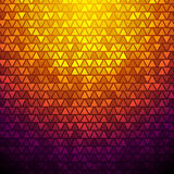 Vector abstract triangles background Stock Photo