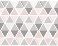 Vector abstract triangles stripes Stock Photo