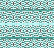 Vector Abstract Tribal Ethnic Pattern Background Illustration Royalty Free Stock Photography