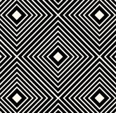 Vector Abstract Tribal Ethnic Pattern Background Illustration Royalty Free Stock Images