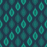 Vector Abstract vintage seamless background simple Stock Photo
