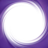 Vector abstract violet swirl background Stock Photography