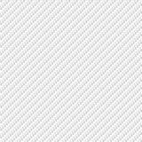 Vector abstract white carbon fiber material texture background. Design Royalty Free Stock Image