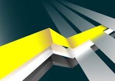 Vector abstracte achtergrond Stock Afbeelding