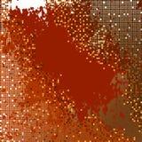 Vector abstracte achtergrond. Royalty-vrije Stock Afbeelding