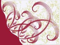 Vector abstracte achtergrond Stock Fotografie
