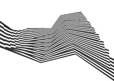 Vector abstracte achtergrond Stock Afbeeldingen