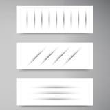 Vector abstracte achtergrond. De lijnen kleuren geometrisch Stock Foto