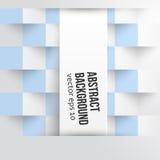 Vector abstracte achtergrond. Etiketkleur Stock Afbeelding