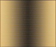 Vector abstracte achtergrond van punt Royalty-vrije Stock Foto