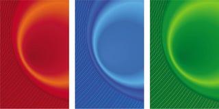 Vector abstracte achtergrond voor ontwerp Stock Foto's
