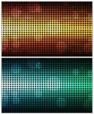 Vector abstracte achtergronden Royalty-vrije Stock Foto's
