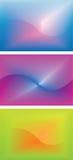 Vector abstracte achtergronden Royalty-vrije Stock Afbeelding