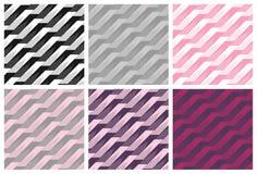 Vector abstracte achtergronden Royalty-vrije Stock Foto
