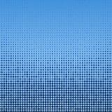 Vector abstracte blauwe roosterachtergrond Royalty-vrije Stock Afbeeldingen