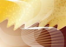 Vector abstracte chocoladeachtergrond Stock Afbeeldingen