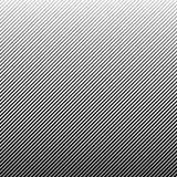 Vector abstracte halftone zwarte achtergrond Het patroonontwerp van de gradiënt retro lijn royalty-vrije illustratie