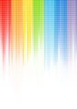 Vector abstracte kleurrijke achtergrond royalty-vrije illustratie