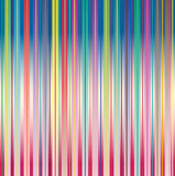 Vector abstracte streepachtergrond stock illustratie