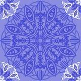 Vector abstracte textuur en kleuren Eindeloze achtergrond etnisch Royalty-vrije Stock Fotografie