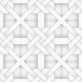 Vector abstracte vloer geometrische achtergrond - naadloze halftone B Stock Afbeelding