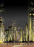 Vector abstracto Foto de archivo libre de regalías