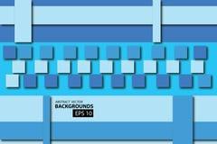 Vector abstracto del fondo del vector Imagen de archivo libre de regalías