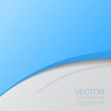 Vector abstracto del fondo. Templa creativo del diseño Fotos de archivo