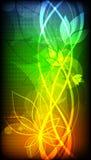 Vector abstracto. Diseño elegante Fotos de archivo libres de regalías