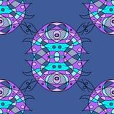 Vector abstracto ornamental EPS10 Fotografía de archivo libre de regalías