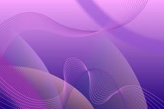 Vector abstracto violeta del fondo Fotos de archivo libres de regalías