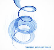 Vector abstrakte Strudelzusammenfassung, vector, wirbeln Sie, beleuchten Sie Stockfotos
