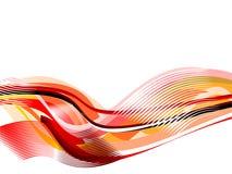 Vector abstrakten Hintergrund Lizenzfreie Stockfotos