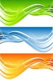 Vector abstrakten Vorsatz Lizenzfreie Stockfotos