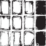 Vector achtergrond grunge 3 Stock Foto's