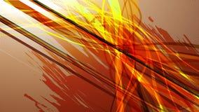 Vector achtergrond met stroken Stock Afbeeldingen
