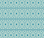 Vector African Ethnic Pattern Abstract Background Illustration Royalty Free Stock Image