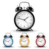 Vector alarm clock Stock Photos