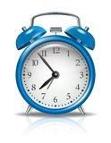 Vector Alarm Clock Royalty Free Stock Image