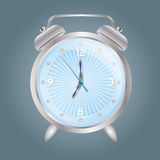 Vector alarm illustration Stock Photography