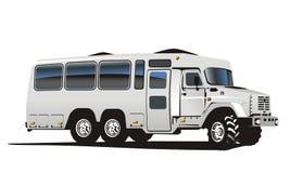 Vector all terrain bus stock photos