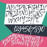 Vector alphabet. Stock Image