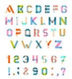 Vector Alphabet Set Stock Photography