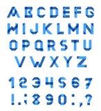 Vector Alphabet Set Royalty Free Stock Photos
