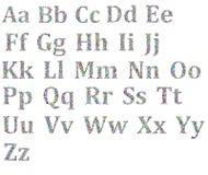 Vector Alphabet Set Image 22 Royalty Free Stock Photo