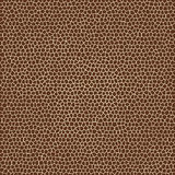 vector animal skin textures of giraffe Stock Images